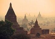 Ruins of Bagan, 1999