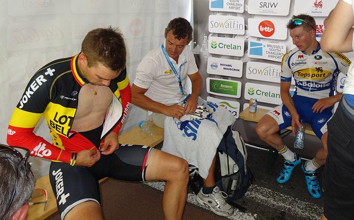 Rumillies (Tournai) - Tour de Wallonie, étape 1, 26 juillet 2014, arrivée (B34).JPG