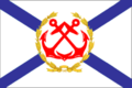 Russia, Flag of chief of the Main Naval Staff.png