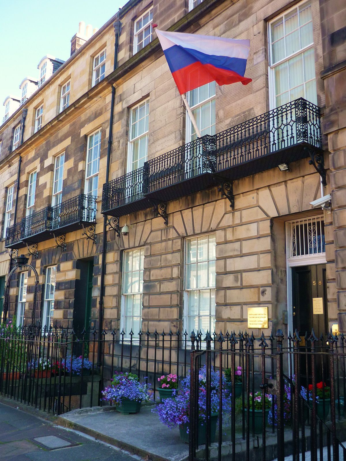 Embassy in netherlands russian