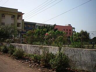 Savitaben Girdharlal Mayachand Shiroiya Senior Secondary School - SGM School in 2009