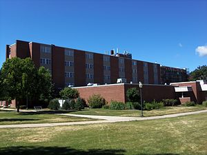 Henry Cosgrove - Cosgrove Hall at St. Ambrose University