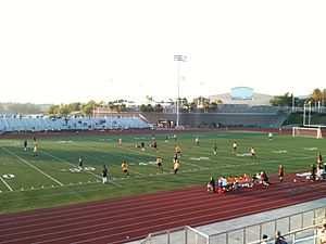 San Diego Flash - 2011 playoff match between Sacramento and SD Flash at Westview High School Stadium