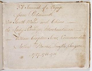 Journals of the First Fleet - WikiVividly