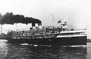 SS City of South Haven (American Passenger Steamship, 1903)