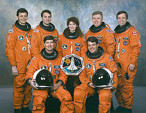 STS-78 - Image: STS 78 crew