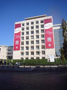Roma, palazzo della FAO. 2013 anno della Quinoa