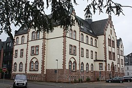 Saarlouis, the Local Court.JPG