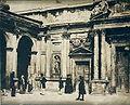 Sacchi, Luigi (1805-1861) - Veduta del portale minore di Santa Maria presso San Celso a Milano, 1849.jpg