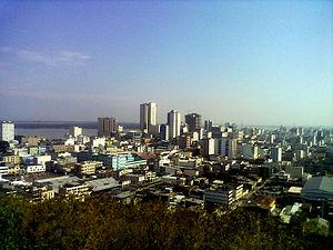 Zentrum von Guayaquil