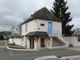 The town hall of Saint-Goin