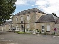 Saint-Paterne (Sarthe) mairie.jpg
