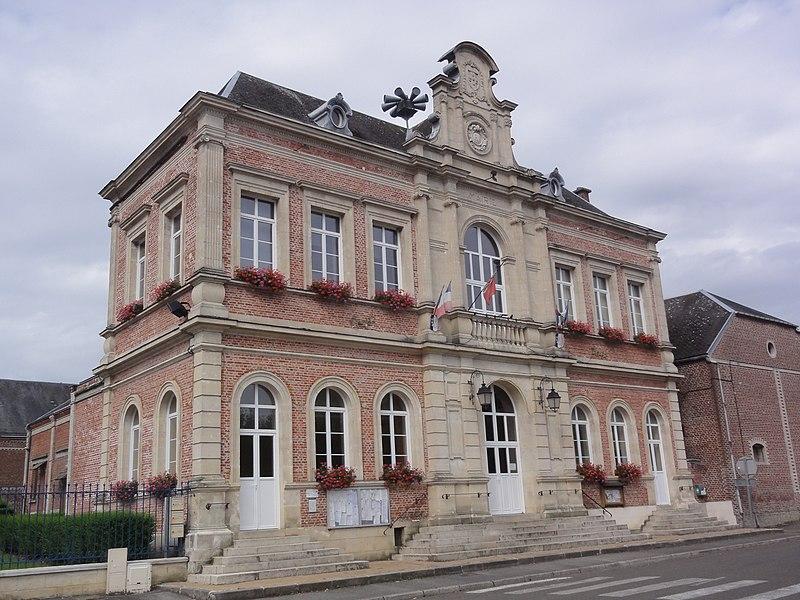 Saint-Simon (Aisne) mairie