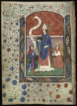 August 26 (Eastern Orthodox liturgics) - Image: Saint Ninian
