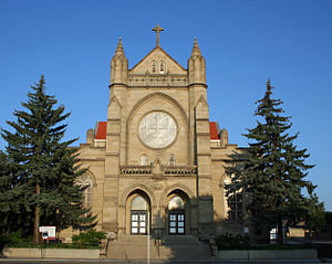 St. Dominic's Church (Denver, Colorado) - Image: Saint Dominic's Church