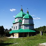 Saint Michael church, Zhyrivka (01).jpg