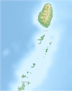 Martinique Island Maps