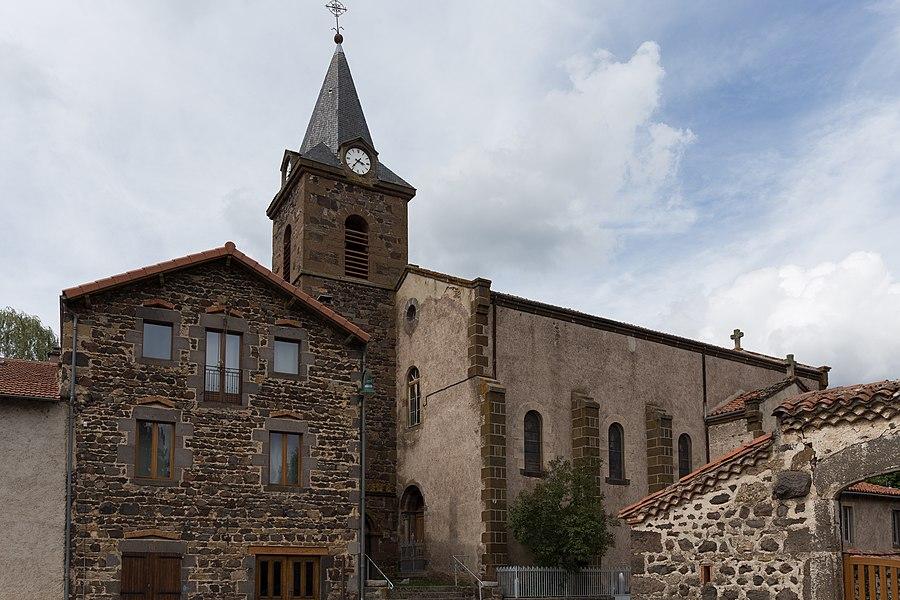 Église de Sainte-Eugénie-de-Villeneuve.