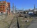 Sakado Station gravel line stub 20110203 (2).JPG