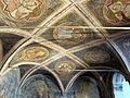 Sala capitolare di s. felicita, volta con virtù di di niccolò gerini, 1390 ca. 02.JPG
