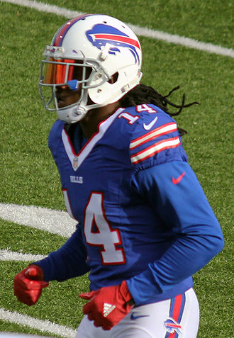 Sammy Watkins (American football) - Watkins with the Bills in 2015