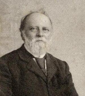 Samuel van Houten - Samuel van Houten in 1894