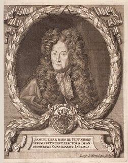 Samuel von Pufendorf German philosopher