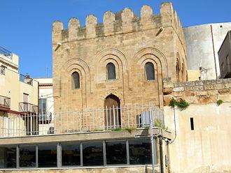 Mazara del Vallo - Church of San Nicolò Regale.