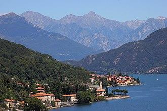 San Siro, Como - Image: San Siro lake view IMG 0777