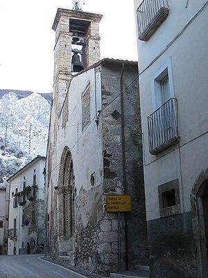 Anversa degli Abruzzi - Church of San Marcello
