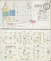 Sanborn Fire Insurance Map from Fulton, Whiteside County, Illinois. LOC sanborn01877 003-1.jpg