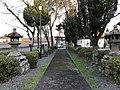 Sando of Yasaka Shrine in Mamedamachi Area.jpg