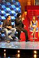 Sanjay Dutt,Navjot Singh Siddhu, Shibani Dandekar on DLF IPL Extraaa Innings show (4).jpg