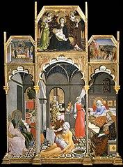 Nativité de la Vierge