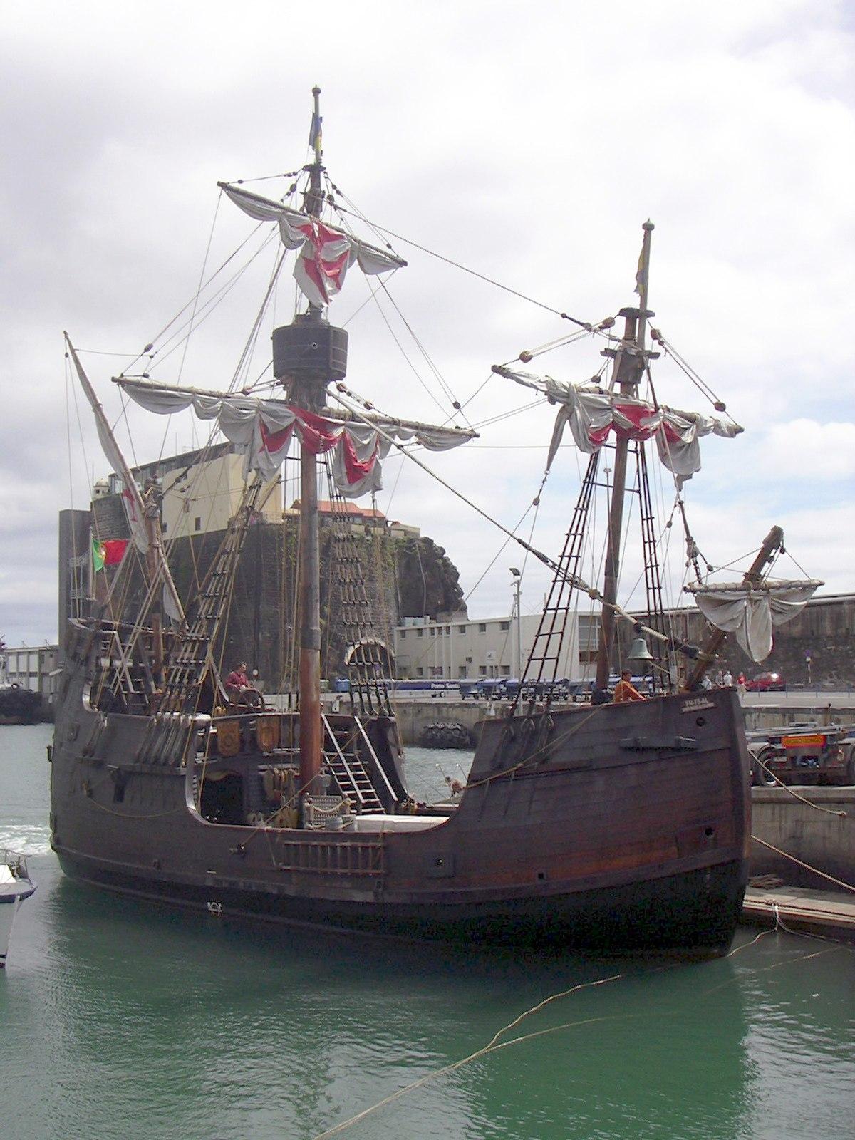 Bien connu Santa María (1492) — Wikipédia VT06