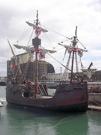 Santa Maria - Schiff von Christopher Kolumbus