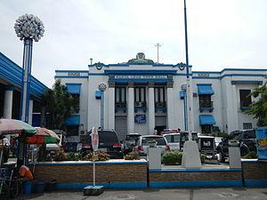Santa Cruz, Laguna - Santa Cruz Town Hall