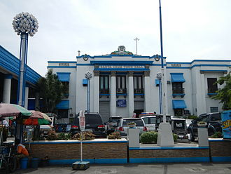 Santa Cruz, Laguna - Municipal Hall