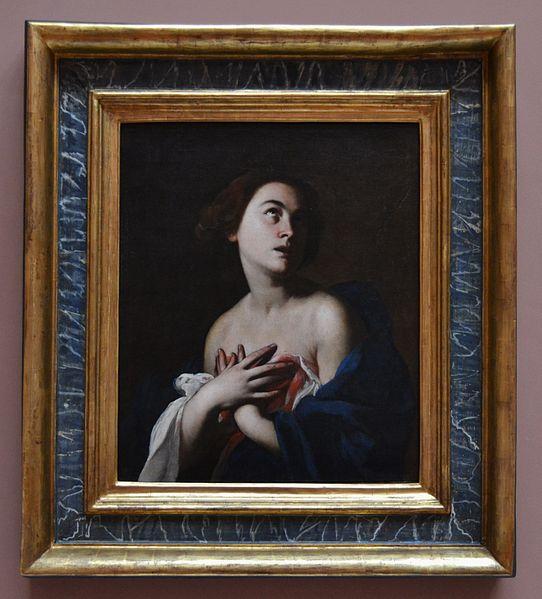 File:Santa Àgata de Massimo Stanzione, Museu de Belles Arts de València.JPG