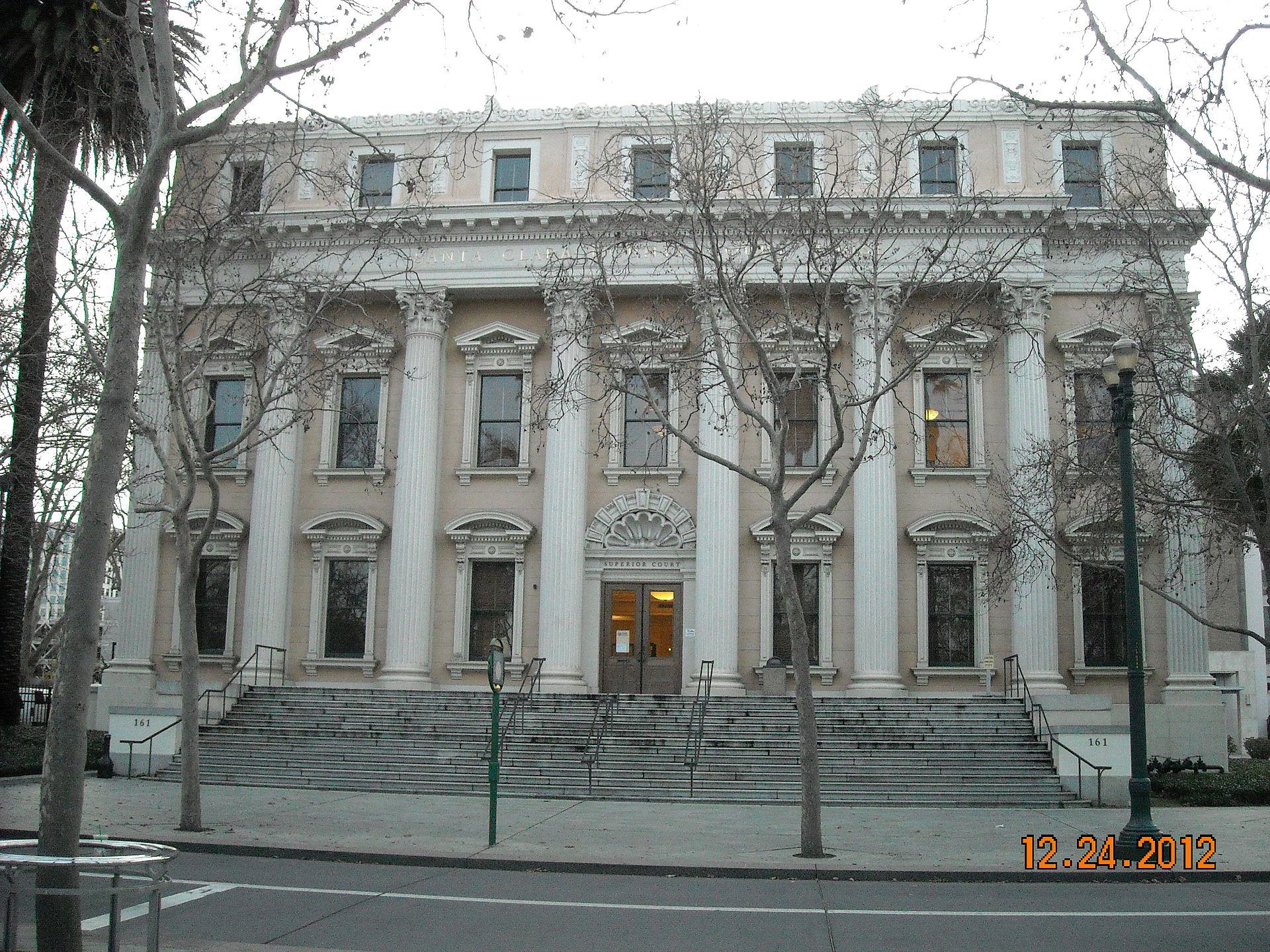 Superior Court Of California City If San Jose Ca