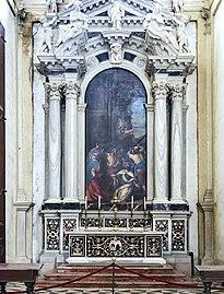 Santa Giustina (Padua) - Left nave – Chapel of St. James the Less