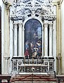 Santa Giustina (Padua) - Left nave – Chapel of St. James the Less.jpg