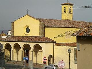 Carmignano Comune in Tuscany, Italy