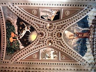 Basilica del Santo Niño - Image: Santo Niño Church and Convent Ceiling Cebu City