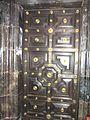 Santuario de loyola. Puerta interior.JPG