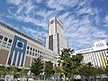 Sapporo Sellar Place and JR Tower by takako tominaga in JR Tower Square.jpg
