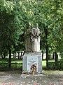 Sarkanās armijas karavīru brāļu kapi (362 kritušie), Viļāni, Viļānu novads, Latvia - panoramio (1).jpg