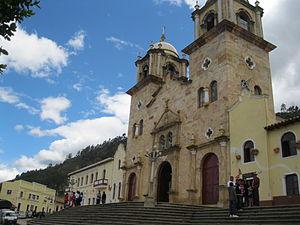 Sativanorte - Church of Saint Joseph