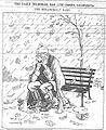 Satterfield cartoon about Kaiser Wilhelm's sorrow in defeat.jpg