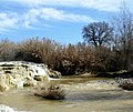 Saturnia - Località Mulino - Le cascatelle delle terme naturali - panoramio.jpg